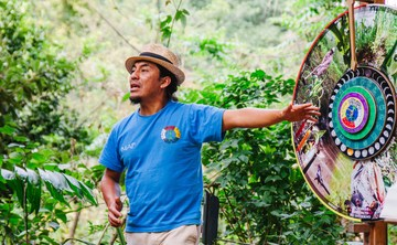 Permaculture Design Certification Course at Lake Atitlan, Guatemala