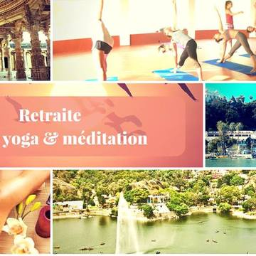 Yoga, Detox and Meditation Retreat in the beautiful Mount Abu, Rajasthan India