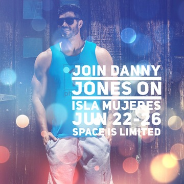 GET FIT with Danny Jones