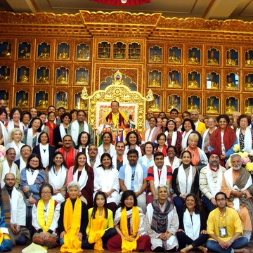 Retreat in a Monastery 2018: Discover the Buddha Within