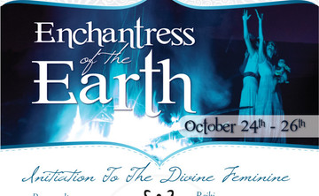 Enchantress of the Earth Camping Retreat