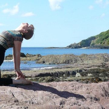 Stunningly Beautiful Isle of Mull, 4 days & 3 nights Personalised Yoga Experience.