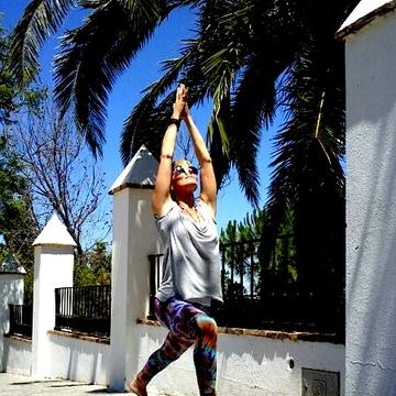Petra Leemhuis, Yogateacher
