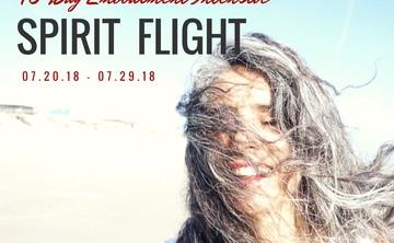 SpiritFlight  Annual 10 Day Summer  Embodiment Intensive