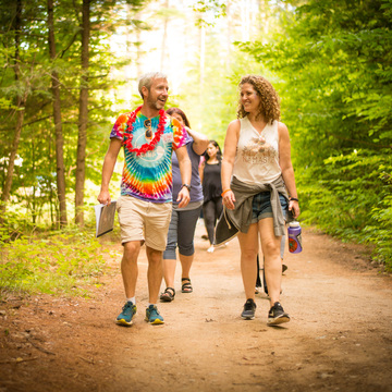Soul Camp East: Soulful Sleepaway Camp for Adults