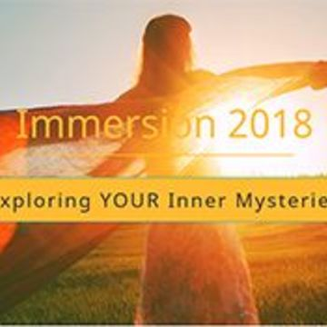Sacred Centers Annual Immersion 2018