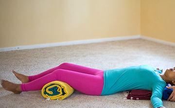 Restorative Yoga to Relax and Rejuvenate