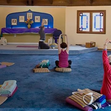 Therapeutic Yoga Retreat