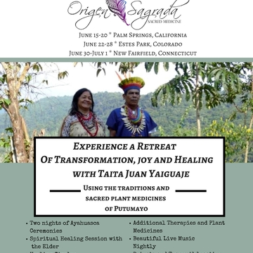 Ayahuasca Healing Retreat Colorado