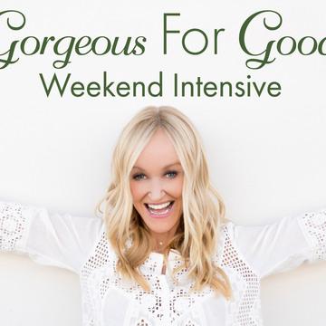 Gorgeous For Good Weekend Wellness retreat