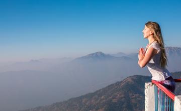 15 days yoga detox retreat rishikesh india