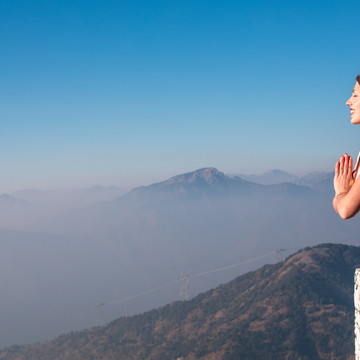 15 days yoga detox retreat rishikesh india