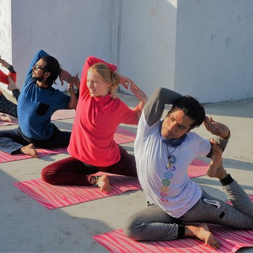 15 Days Yoga Detox Retreat in Rishikesh, India