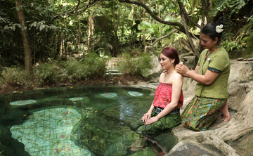 7 Days Hot Spring Bath Yoga & Cooking Retreat in Thailand