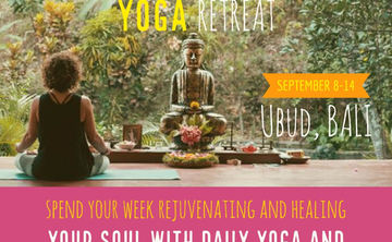 Bali YOGA Retreat - celebrate the divine you