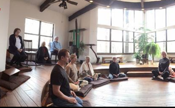 Tulsa Zen Sangha Day of Zazenkai
