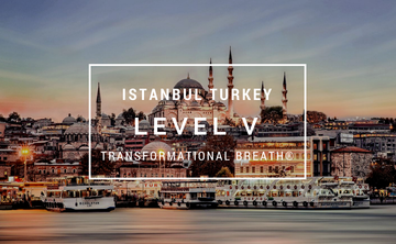 Transformational Breath® Level 5 – Turkey