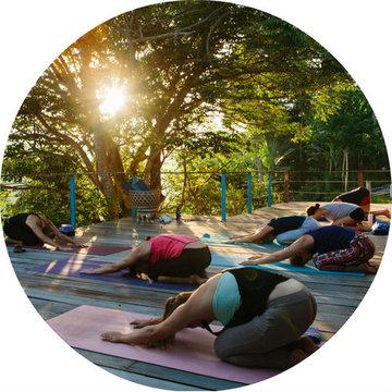 Yoga Retreat with Alex Joy
