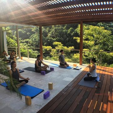 Yoga Retreat with Caitlin Dermott