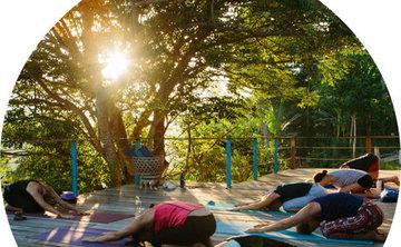 Yoga Retreat with Gail Grossman