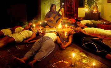 Art & Sound Healing Retreat