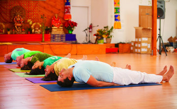 Beginners Yoga Course, Level 1 Copy