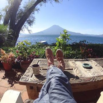 Journey Into Sacred Expression Women's Writing & Yoga Retreat -  Lake Atitlan, Guatemala