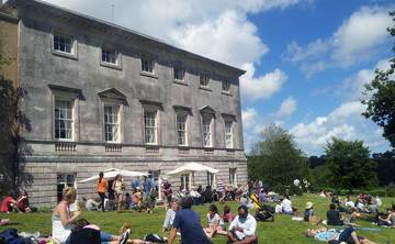 Discovering Sharpham Heritage Day