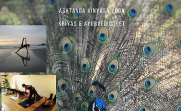 WORKSHOP WITH GABRIELLA PASCOLI- KRIYAS & AYURVEDIC DIET