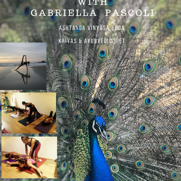 WORKSHOP WITH GABRIELLA PASCOLI- KRIYAS & AYURVEDIC DIET
