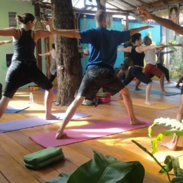 Blue Garden Yoga and Thai Massage Chiang Mai