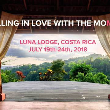 Falling in Love with the Moment - Hula & Yoga Retreat, Osa Peninsula