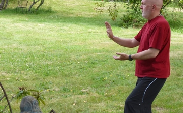 Qigong Workshop: Movement, Energy & Meditation – June 2018