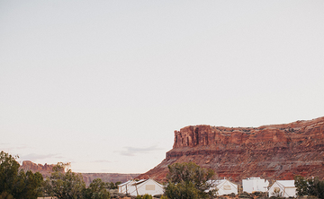 Red Rock Glamping Retreat in Moab October 2018