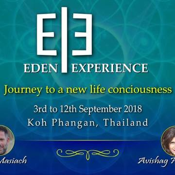 Eden Experience - Journey to a new life consciousness