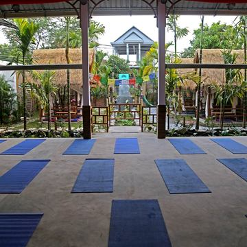 18 Day 200 Hour Certified Yoga Teacher Training Course, Siem Reap