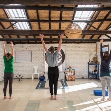 Four Weeks Yoga Retreat