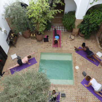 Premium Yoga Retreat Marrakesh, Morocco (Nov 2018)
