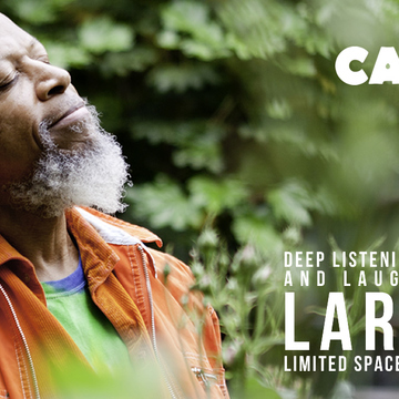 Deep Listening, Meditation & Laughter with LARAAJI