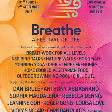 Breathe - A Festival of Life