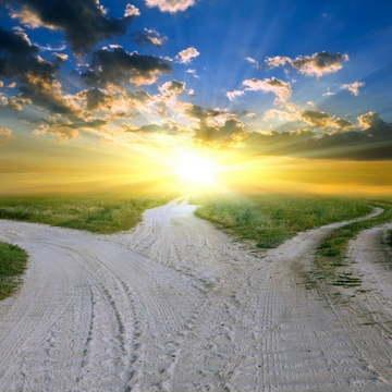 Where Three Paths Meet