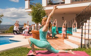 Yoga and Adventure in Southern Spain