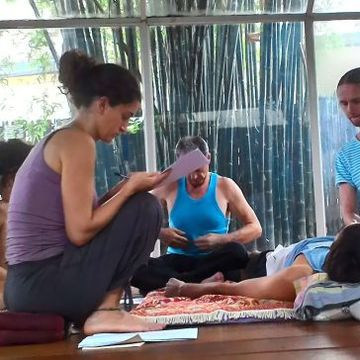 One month intensive Thai Massage training (with Yoga)