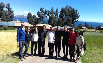 10 Days Meditation and Yoga Retreat in the Sacred Valley and at Lake Titicaca, Peru