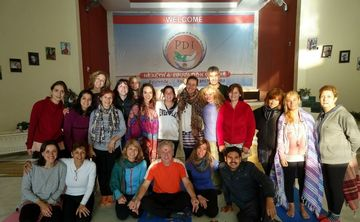 7 Day Hatha Yoga, Ayurveda, Meditation Retreat, Rishikesh, India