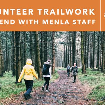 Spring Volunteer Trailwork Retreat – Part 2