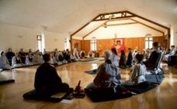 Wild Grasses Sesshin: A Meditation Intensive for Women