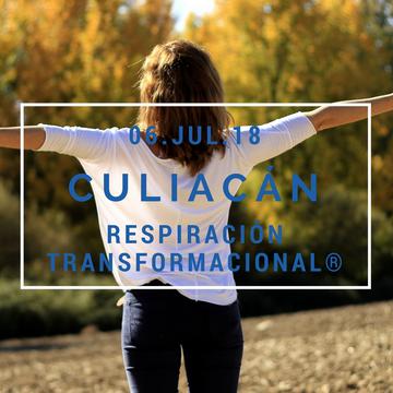 Taller de Respiración Transformacional® – Culiacán