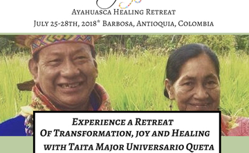 Ayahuasca Healing Retreat Medellin