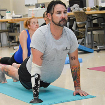 Meditation and Yoga for the Military and Veterans Community